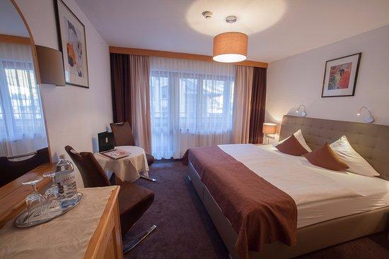 Hotel Yscla: Doppelzimmer Madlein
