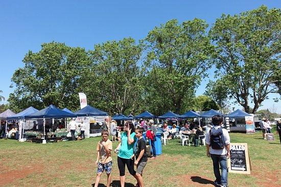 Toowoomba, Australie : Stalls