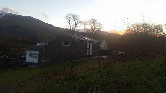 Rhyd Ddu, UK: Loft Bunkhouse