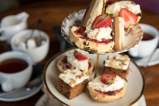 The Boat Hotel Bistro: Afternoon Tea