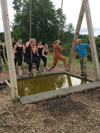 Almondsbury, UK: Active, fun and memorable Hen & Stag parties at Mojo Active