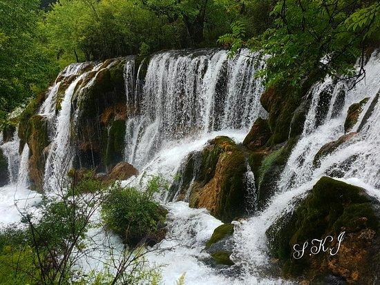Nuorilang Waterfall