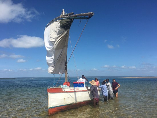 Diversity Scuba Tofo: Pansy Island Tour