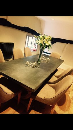 Farnham, UK: The Den - private dining for up to twelve diners
