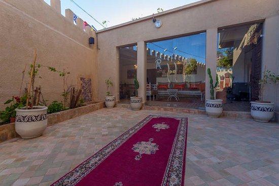 Residence alounsse b b marrakech maroc voir les for Chambre 13 film maroc
