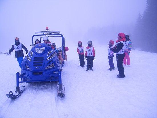 Balu Adventure Park: Alpina Sherpa