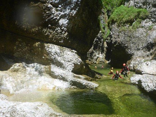 Ebenau, Austria: canyoningaustria by obermayr
