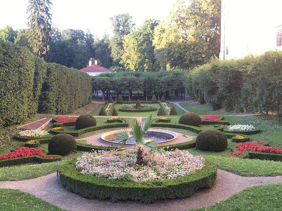 Kromeriz, República Checa: Gardens