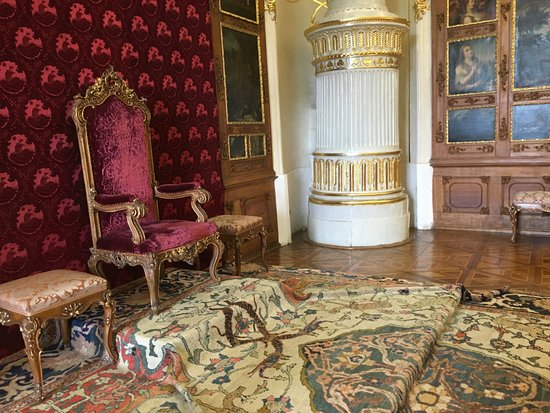 "Kromeriz, Czech Republic: ""Throne"" room"