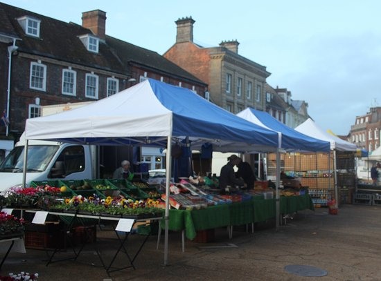 Blandford Forum Market