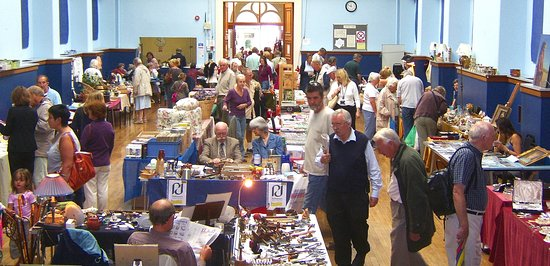 Blandford Forum Indoor Market