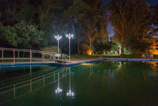 Hotel del bosque desde pinamar argentina for Piscina 94 respuestas