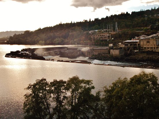 Oregon City, OR: Willamette Falls