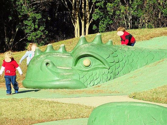 Cary, NC: climb on the dragon