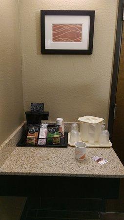 Hammond, IN: Room 106 Coffee Bar