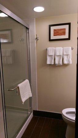 Hammond, IN: Room 106 Bathroom