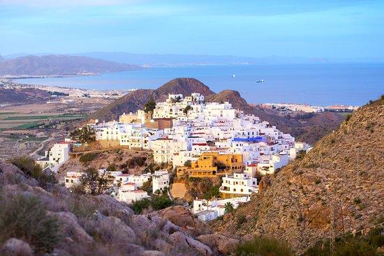 Andalusien, Spanien: Mojacar, Almeria
