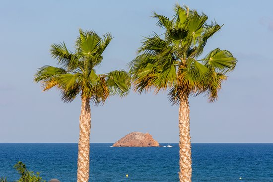 Andalucia, Spain: Isla de Terreros; Almeria