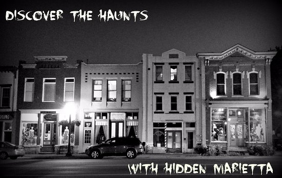 Marietta, Οχάιο: Walk with us to discover the hidden, the weird & the spooky side of history!