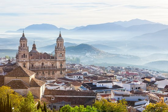 Andalusien, Spanien: Jaen