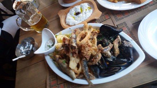 taverna struga sea food 4