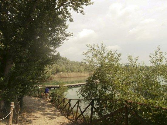 Signa, Italien: per passeggiare