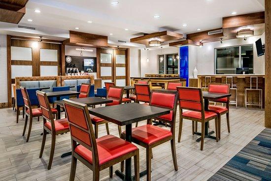 Round Rock, تكساس: Breakfast Seating Area
