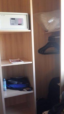 Ibis Santiago Providencia: habitacion 4