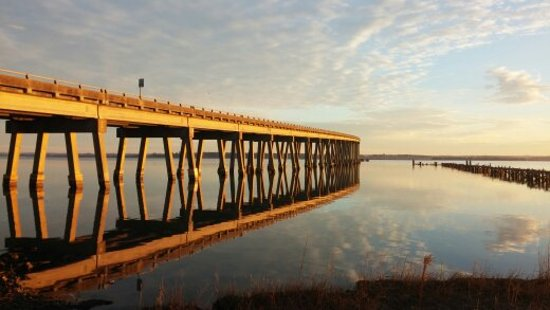 Tappahannock, VA: The nearby Rappahannock River Bridge