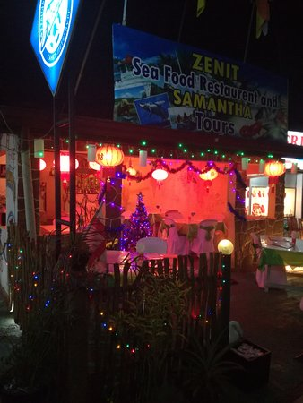 Zenith Seafood Restaurant & Tours