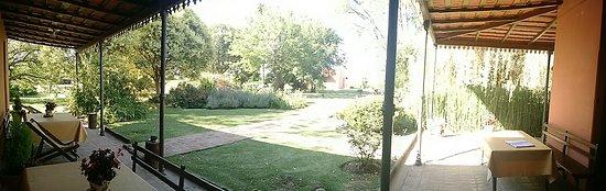 San Andres de Giles, Argentina: Diciembre un mes soñado. Maravilloso entorno. Un marco natural cuidado en medio de plantaciones