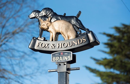 Fox and Hounds Whitchurch: Fox & Hounds Whitchurch