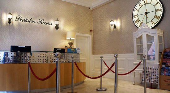 Barkston Rooms : Reception