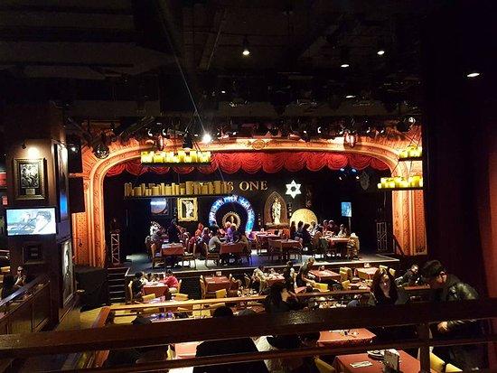 Hard Rock Cafe Breakfast