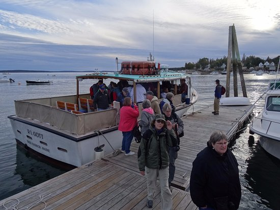 Bass Harbor, ME: Island Cruises