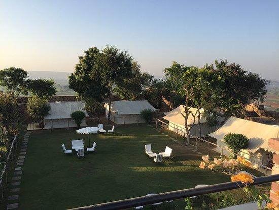 Ramathra Fort Photo