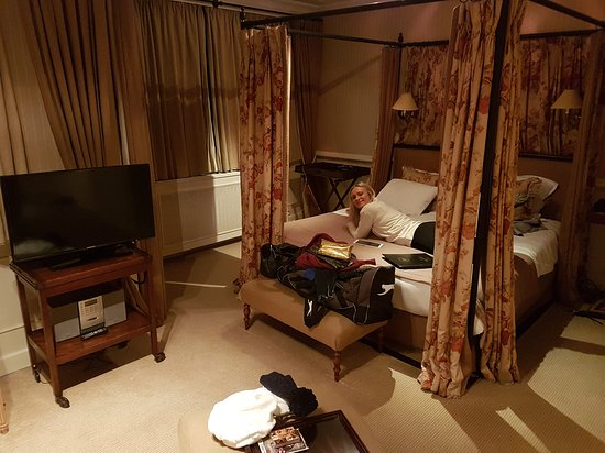 Pand Hotel Small Luxury Hotel: Honeymoon at the Pand