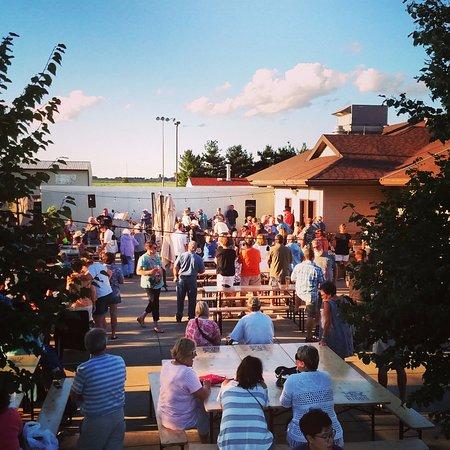 Urbana, IL: Beer Garden