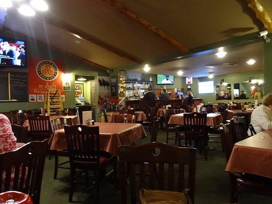 Lincoln, ME: Gillmor's Restaurant