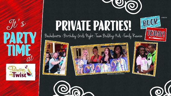 Jensen Beach, FL: Call us about booking a private party