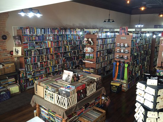 Huntington, NY: We carry over 20,000 used books, more than 3,000 vinyl albums & much more!