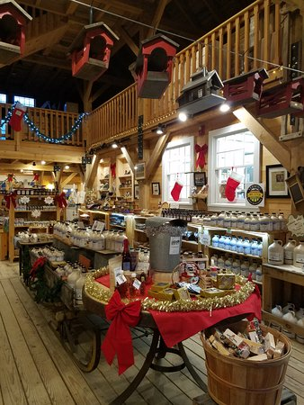 Putney, VT: A wide array of Vermont Maple Syrup and More