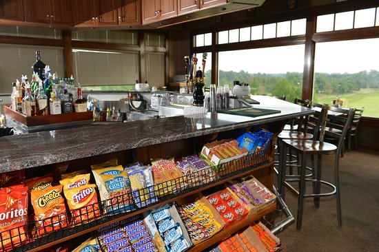 Sellersburg, IN: Grab a snack or drink at Fuzzy's Grill