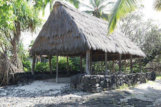 Honaunau, Hawái: Pu'uhonua
