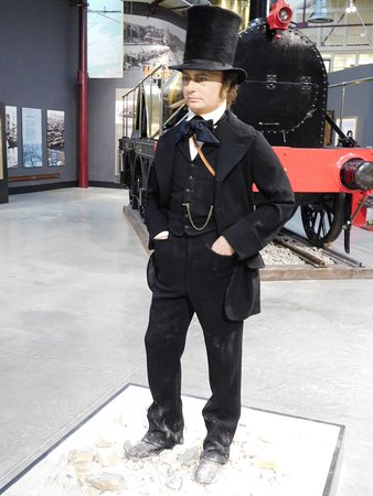 Isambard Kingdom Brunel - Picture of STEAM - Museum of the Great Western  Railway, Swindon - Tripadvisor