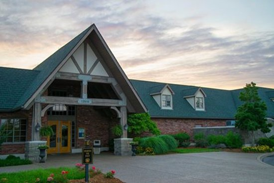 Sellersburg, IN: The Covered Bridge Golf Club Clubhouse