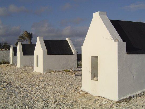 Kralendijk, Bonaire: Slave Quarters