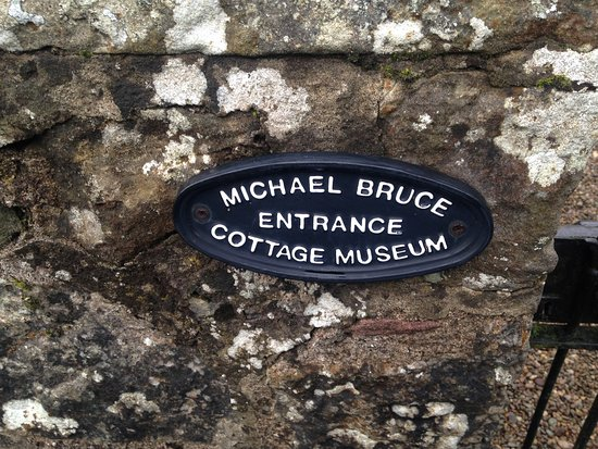 The Michael Bruce Cottage Museum
