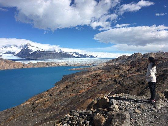 Estancia Cristina Lodge: Upsala Glacier (Fossil Valley) Hike