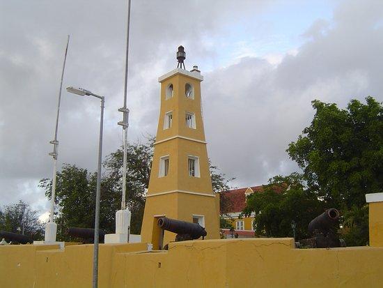 Kralendijk, Bonaire: Oldest Building In Bonaire, The Lighthouse